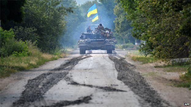 reizen naar oekraine