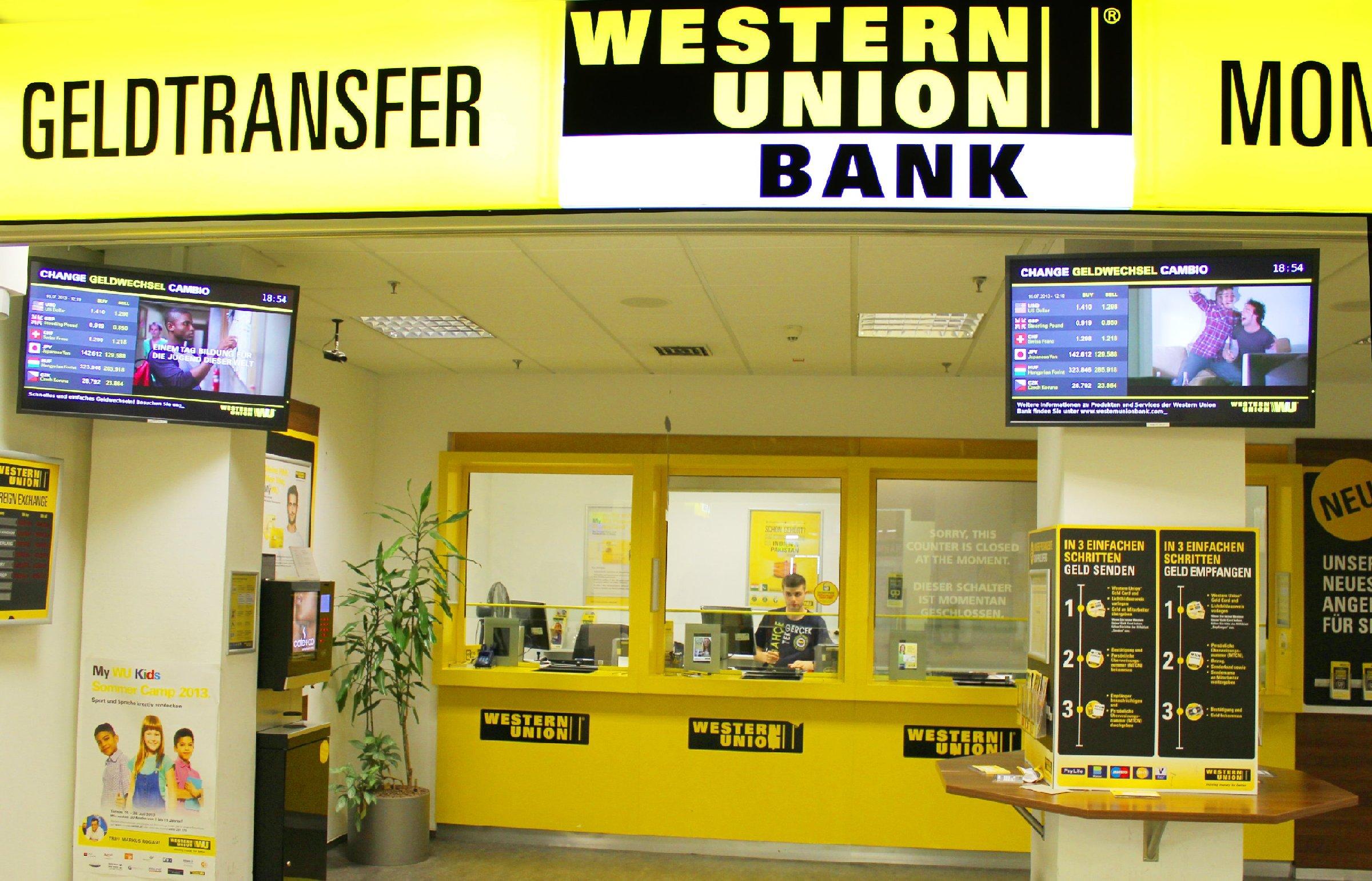 geld naar oekraine western union