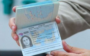 visumvrij reizen vanuit oekraine biometric passport